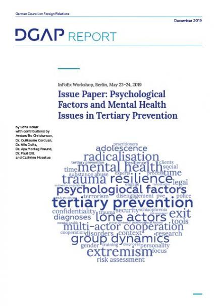 Cover InFoEx Issue Paper 2