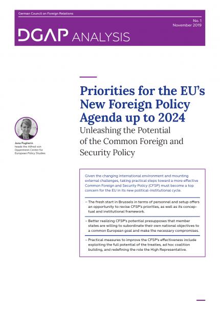 Europeanization New Research Agendas